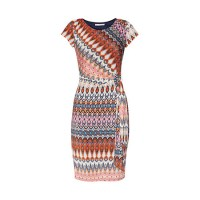 Fashion pick: Abstract print jersey dress from Gina Bacconi