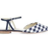 Fashion pick: Rose Twist flat sandals from Hobbs