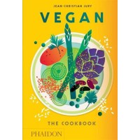 New release: Vegan: The Cookbook by Jean-Christian Jury