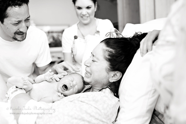 Nicole Jade Photography - 2013 International Association of Professional Birth Photographers Photo Contest