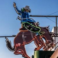Cowboy Up in Sheridan, Wyoming