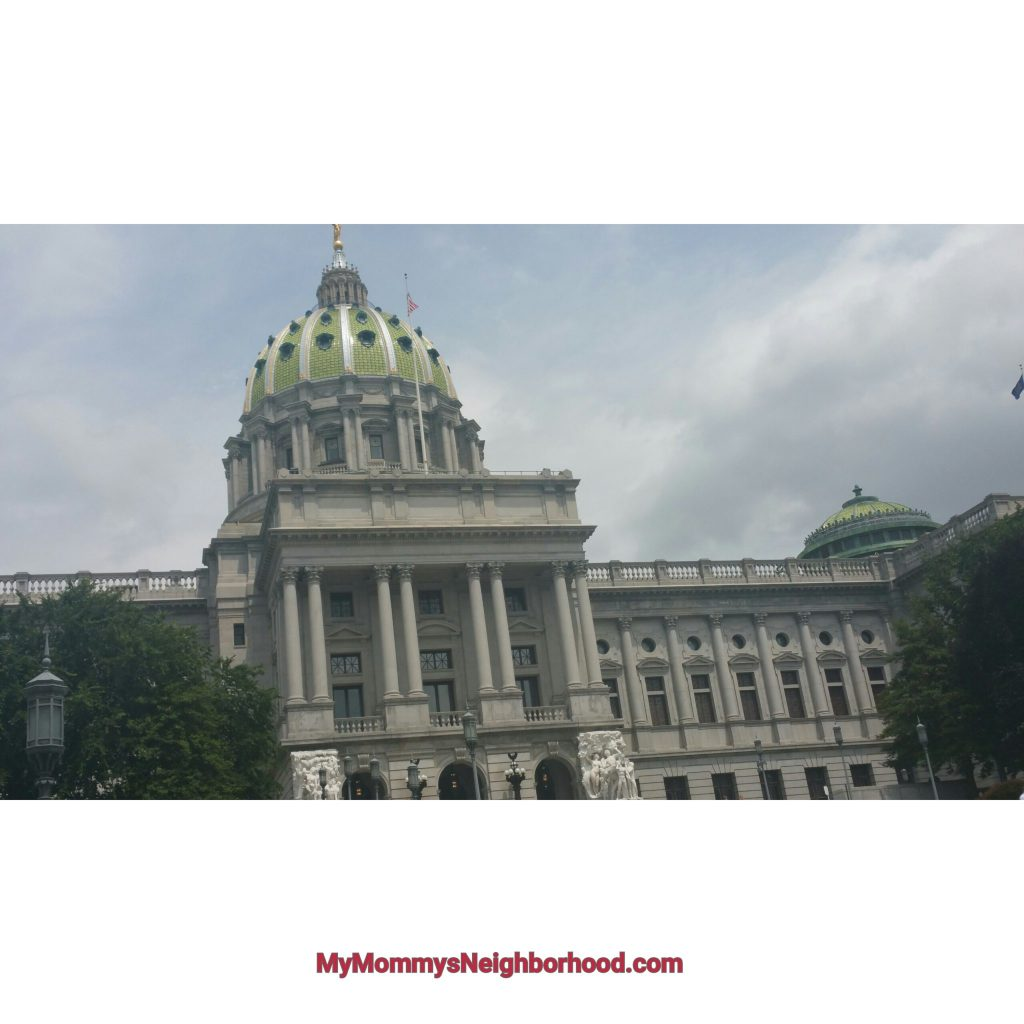 Advocating for Education in Harrisburg 1