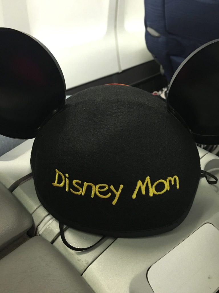 Disney Mom DIsney mickey mouse hat