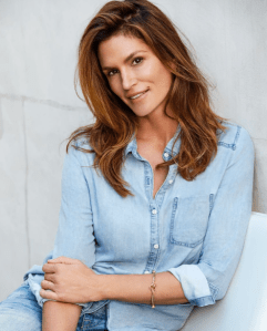 Life in Pumps- Cindy Crawford 1