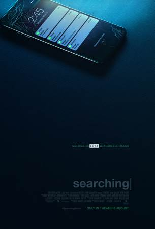 Free Movie Passes to SEARCHING in King of Prussia PA 1