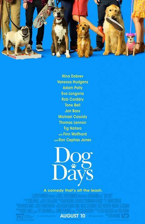 Advance Screening of Dog Days 1