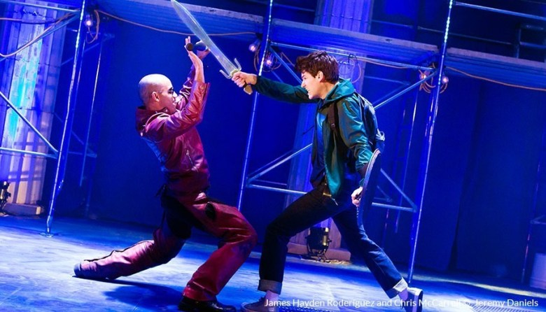 The Lightning Thief, The Percy Jackson Musical 2