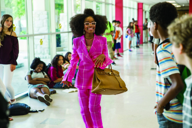 """There is Nothing """"Little"""" about Marsai Martin 2"""