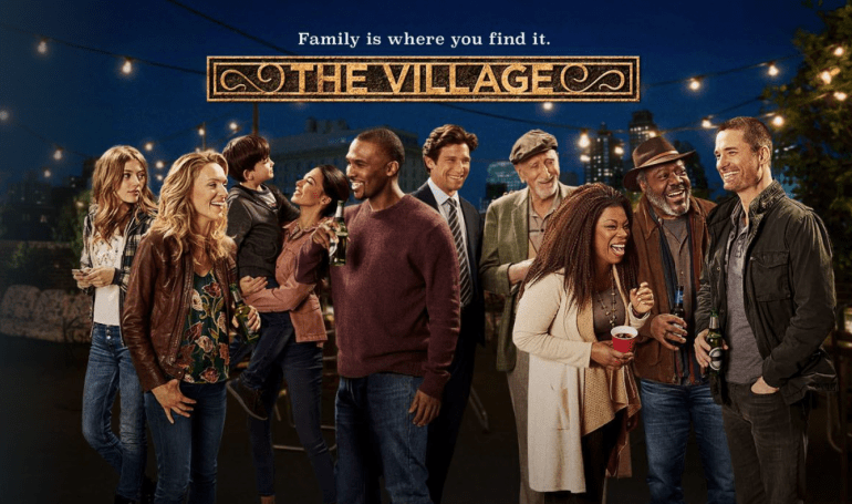 NBC Universal the Village Cast members