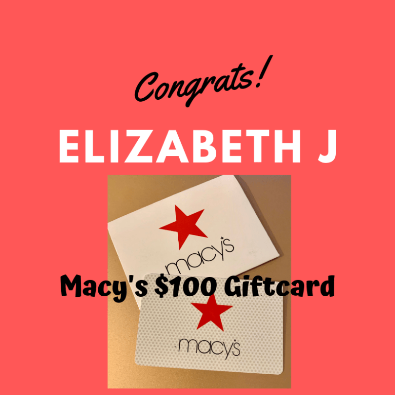 Mother's Day and a $100 Macy's Giftcard 2