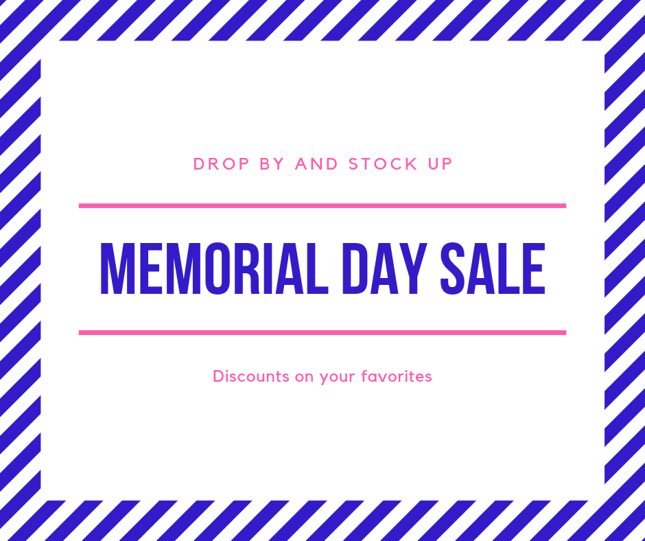 Hottest Memorial Day Sales! 1