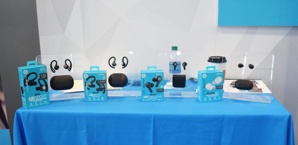 JBud earphones CEWeek NYC