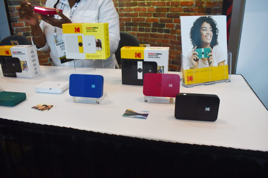 Kodak Mini Camera CEWeek NYC
