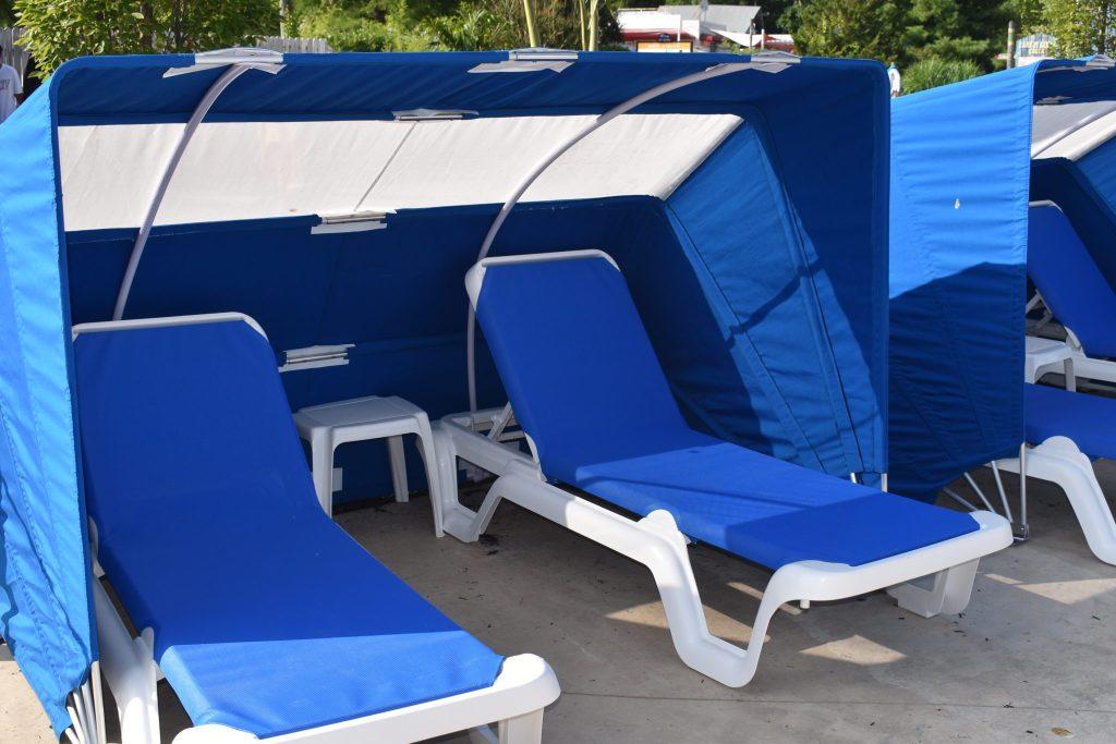 Calypso Springs Bimini Chairs