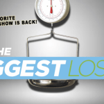 biggest loser is back. scale to advertise the weight loss show