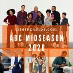 ABC Midseason 2020 Lineup poster