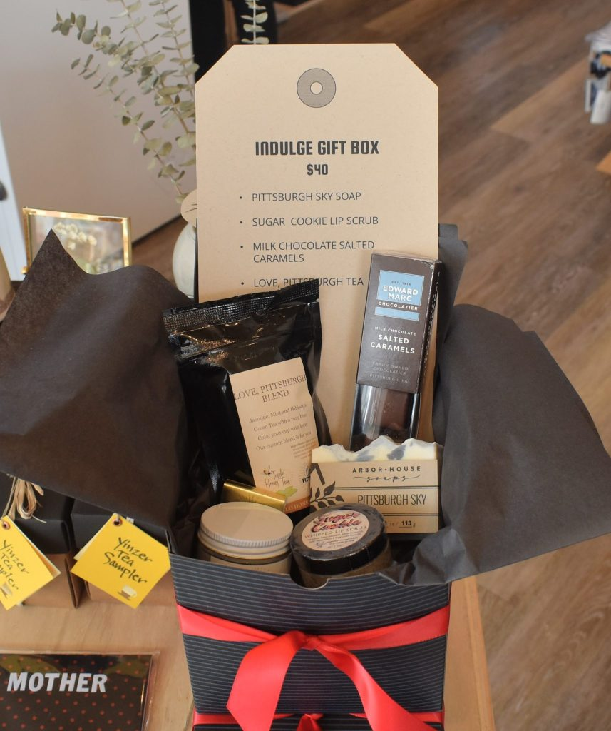 grab an indulge gift box love pgh local artisans in Pittsburgh, Mt Washington