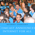Comcast Internet Essentials for all