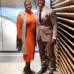 Terry Crews Philadelphia Visit Comcast Lift labs with Tomika Talks