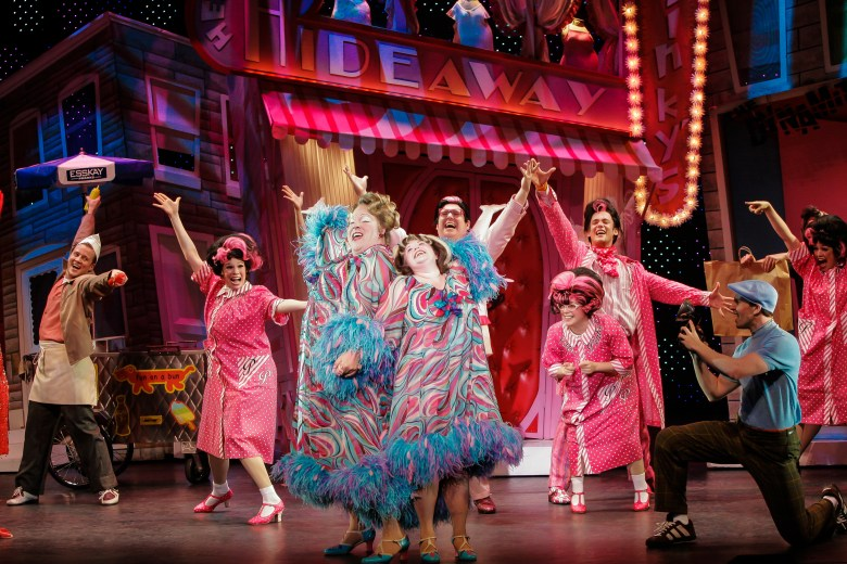 Broadway Philly Hairspray