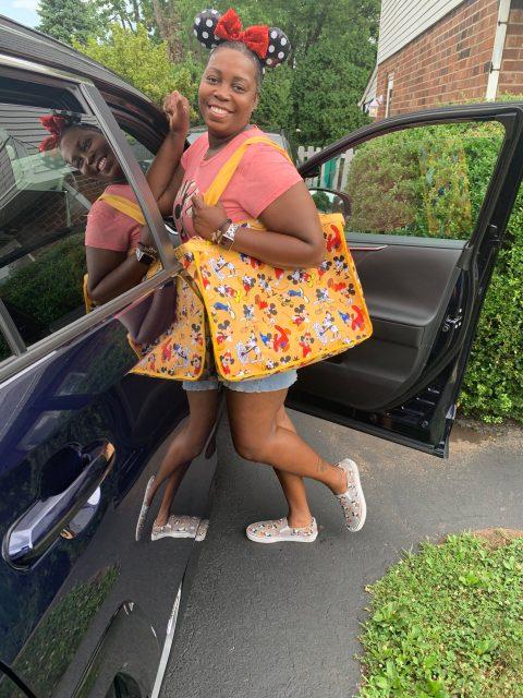 Black girl disney bound