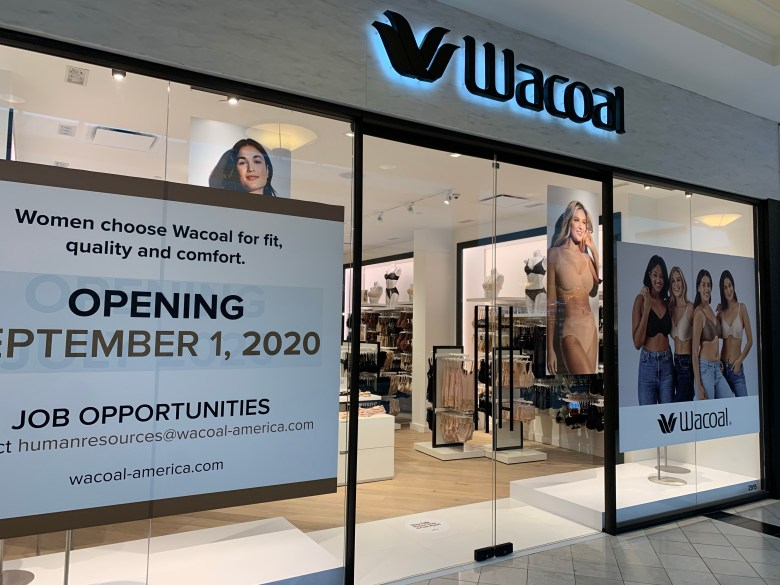 New Store Wacoal King of Prussia Mall