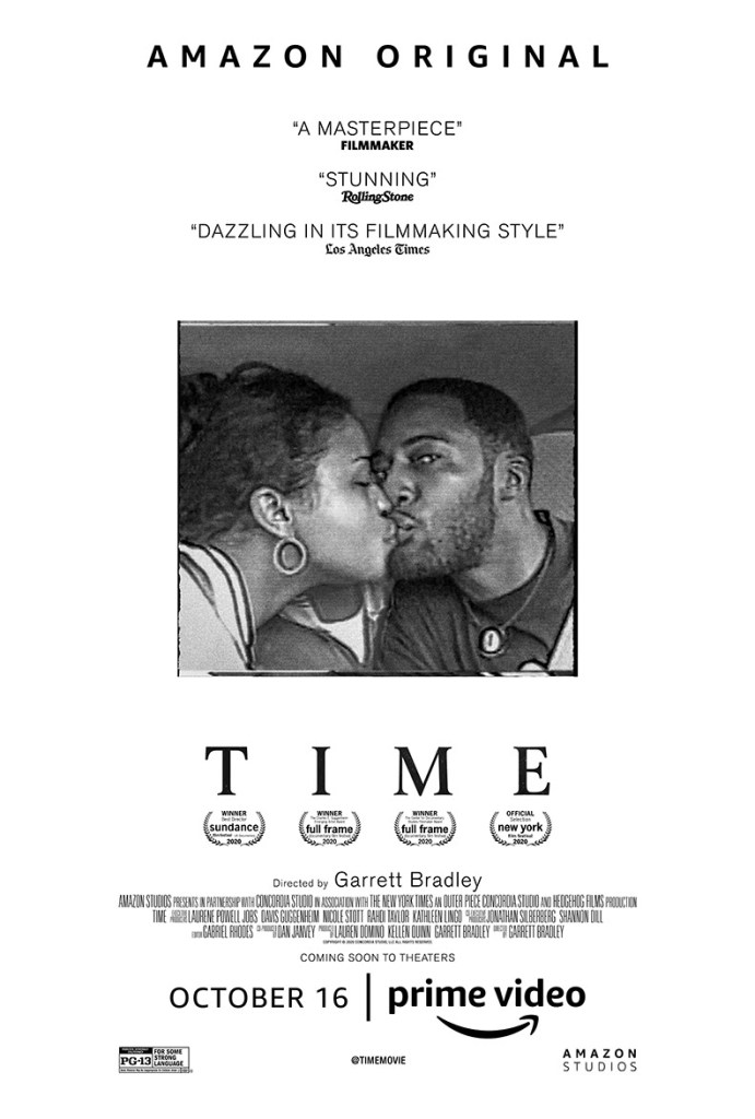 time documentary review Garrett Bradley  amazon studios