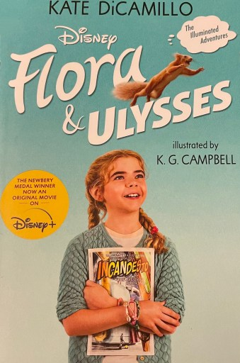 flora and Ulysses Newberry book new release giveaway