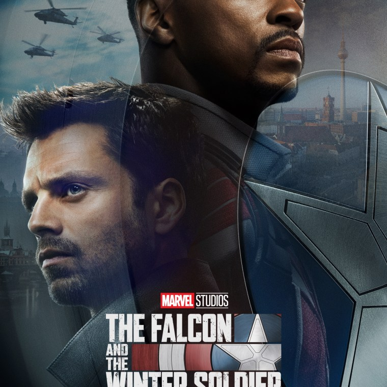 falcon and winter soldier poster race relations