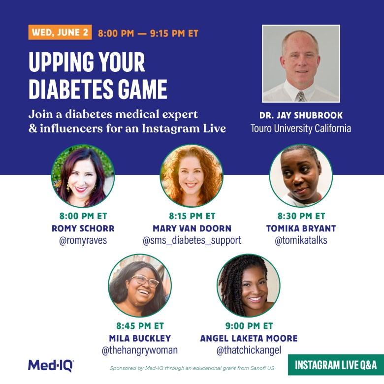 Navigating Your Diabetes Healthcare: Building a Team and Reaching Goals Together 1
