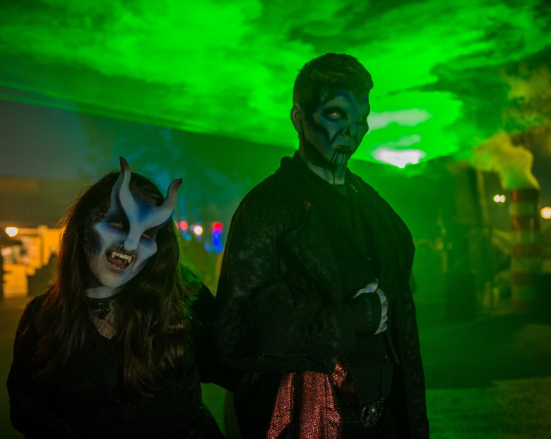 Six Flags Great Adventure Fright Fest is Back! 4