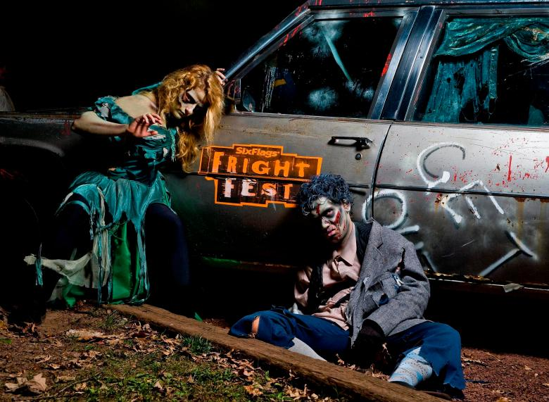 Six Flags Great Adventure Fright Fest is Back! 5