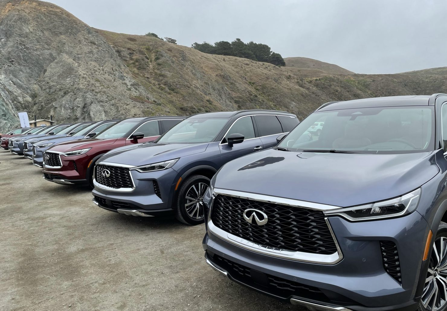 The 2022 Infiniti QX60 Tour: Behold the Most Beautiful, Luxurious SUV You Will Ever Drive 1