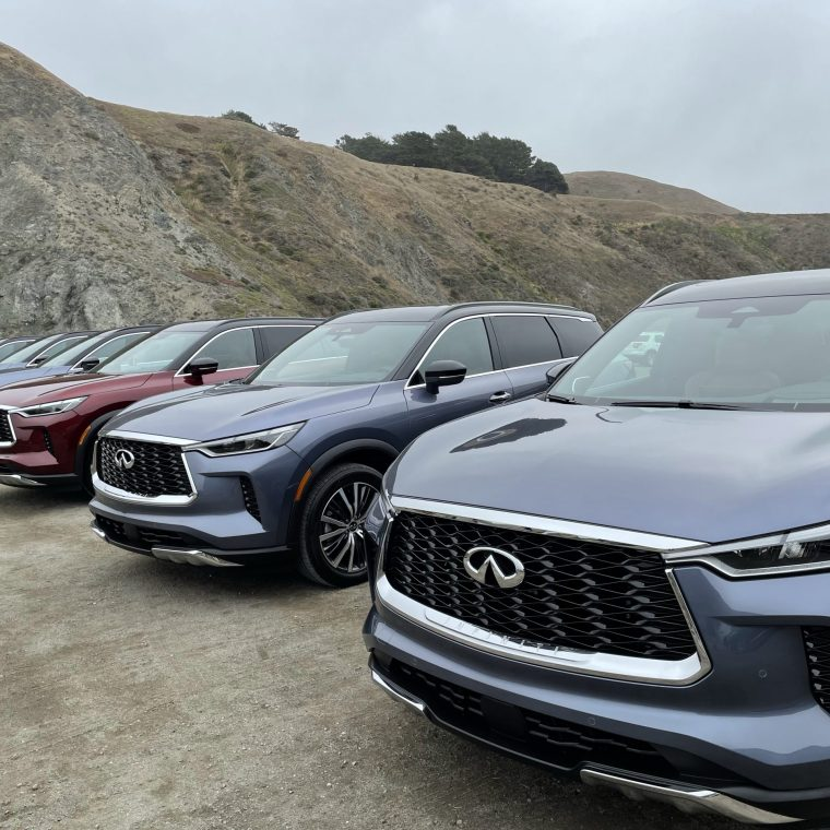 The 2022 Infiniti QX60 Tour: Behold the Most Beautiful, Luxurious SUV You Will Ever Drive 6