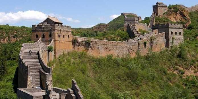 The Great Wall of China or Gog and Magog wall?