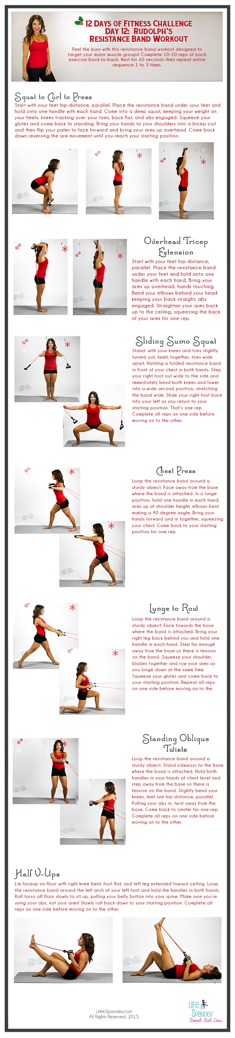 It's just a picture of Agile Printable Resistance Band Exercises
