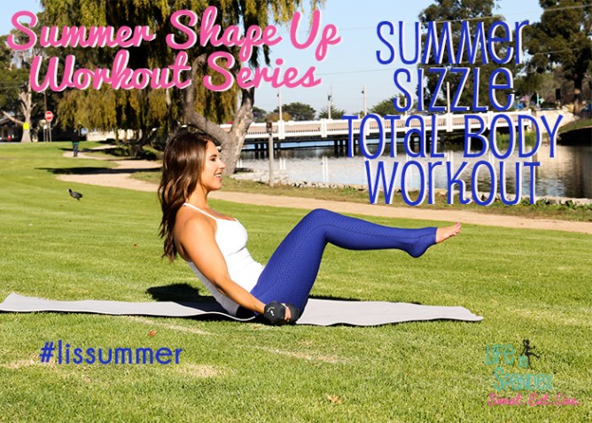 Summer Shape Up Series Total Body Workout