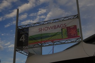 Showbags - obviously