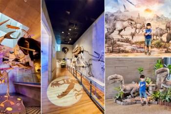 【臺南景點】全國第一座化石主題園區|重返恐龍島3D電影|考古挖掘體驗池|虛擬古生物動物園|AR實境互動~~臺南左鎮化石園區