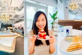 【台中美食】日本福岡世界級咖啡店|海外第一家分店在台中|26樓高空品嚐世界級咖啡|高空俯瞰台中美景~~REC COFFEE Taiwan