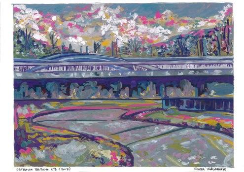Ostrava-bridge,-