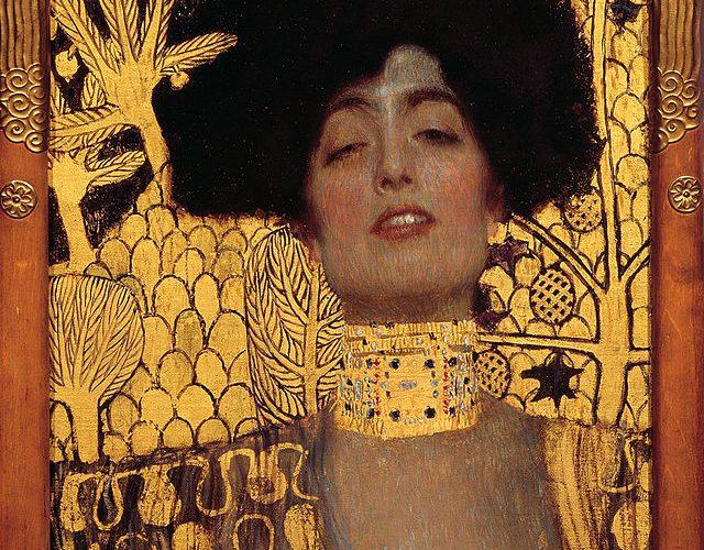 Expressive Life Drawing - Gustav Klimt