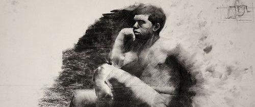Expressive Life Drawing - Chiaroscuro