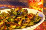 Sweet Chili Brussels Sprouts