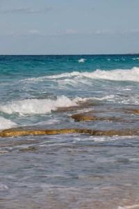 Stomatolites on Stocking Island, Bahamas