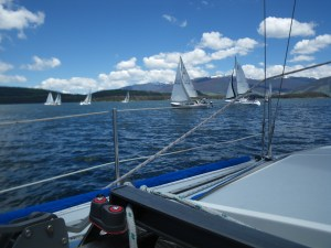 Dillon sailing