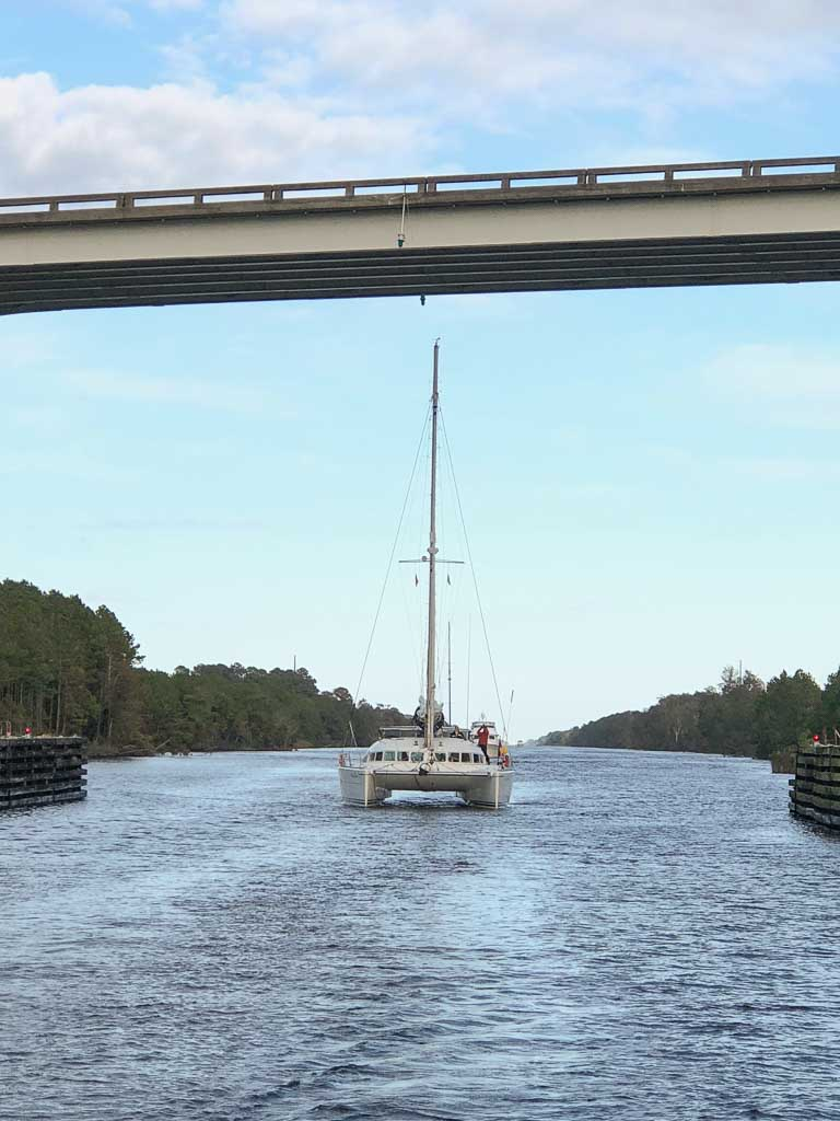 Choosing the Intracoastal Waterway | life in the boat
