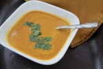Curried Pumpkin Soup