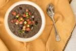 Best Black Bean Soup