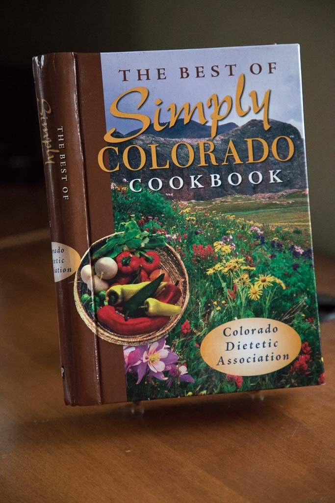 cover of The Best of Simply Colorado